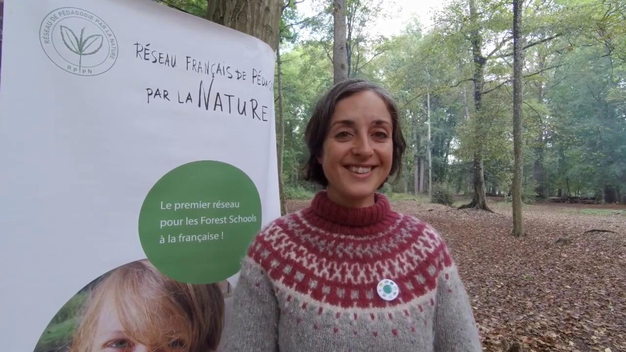 Pédagogie par la Nature, engagement écologique et Fridays For Future
