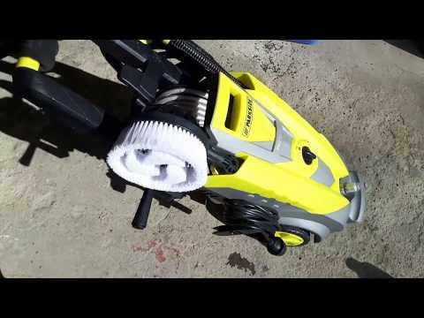 Parkside Wapka  Pressure Cleaners LIDL