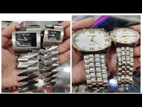 মাএ ১০০০ টাকা থেকে শুরু করে ওয়ারেন্টিসহ কাপল ওয়াচ কিনুন  Couple Watch At Lowest Price