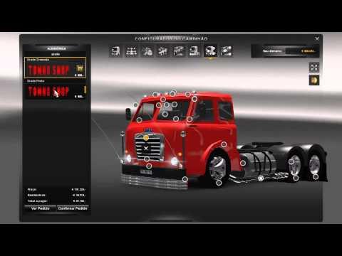 Mod FIAT 210 para ETS2 V_1.3.1 link na descriçao: LINK--------------http://www.4shared.com/rar/_4VpTkw1/FIAT_210_edit_convert_TONHO.html? mod que adiciona o fiat 210 ou FENEME ao jogo euro truck simulator 2 , com muitos acessorios , e som original