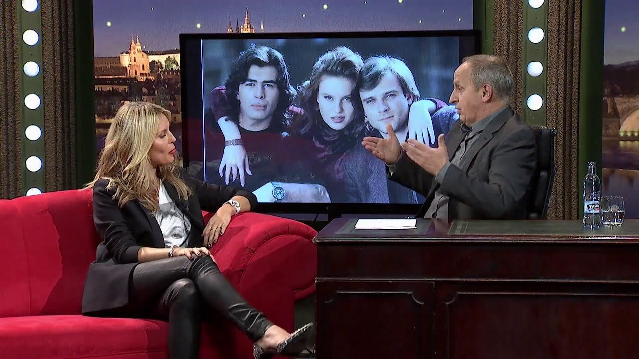 1. Simona Krainová - Show Jana Krause 25. 02. 2015