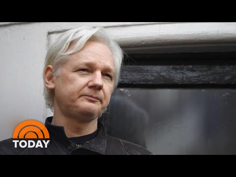 WikiLeaks Founder Julian Assange Facing Arrest And Extradition | TODAY