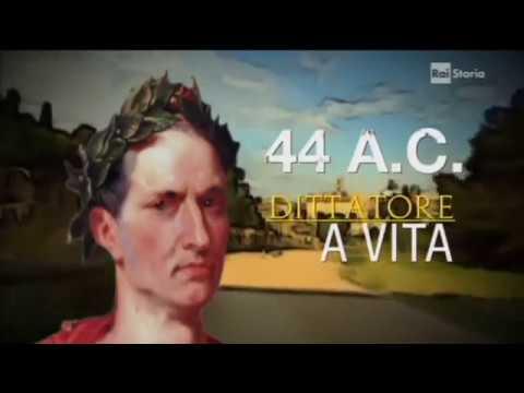 Giulio Cesare - Il tramonto della Repubblica e le idi di marzo