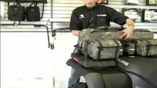 ATV Accessories Guide : Using ATV Cargo Boxes
