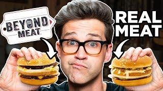 Beyond Meat Fast Food Taste Test