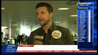 Froch On Andy Murray Winning US Open