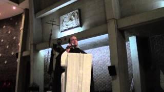 Sermón de las Siete Palabras - Semana Santa 2014