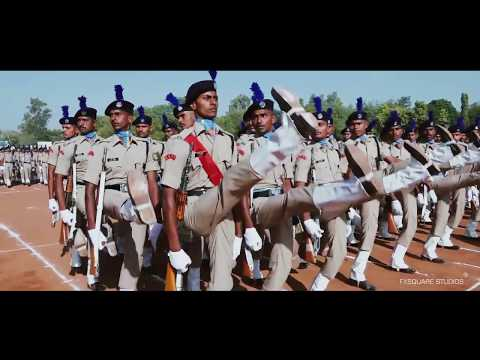PASSING OUT PARED of CENTRAL RESERVE POLICE FORCE ( CRPF )