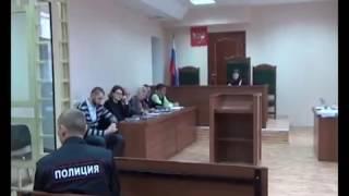 6 подсудимых и 6 адвокатов