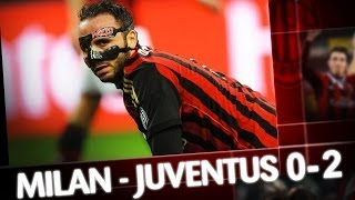 AC Milan | Milan-Juventus 0-2 Highlights