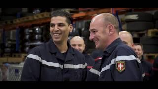SDIS 73  2019 Merci les pompiers
