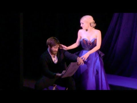 sunday in the park with george  jake gyllenhaal and annaleigh ashford