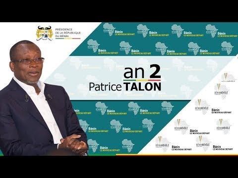 An 2 Patrice TALON: ENERGIE CAP SUR L'AUTONOMIE