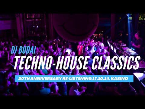 DJ Budai 2. szett @Techno-House Classics of '93-96 20th Relistening Party @ KASINO 20171014