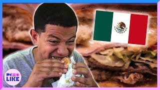 We Tried 3 Mexican Dishes You