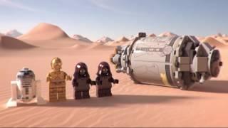 LEGO® STAR WARS™ – Спасательная капсула дроидов