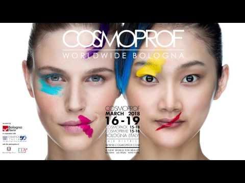 Cosmoprof Worldwide Bologna Post Show 2017