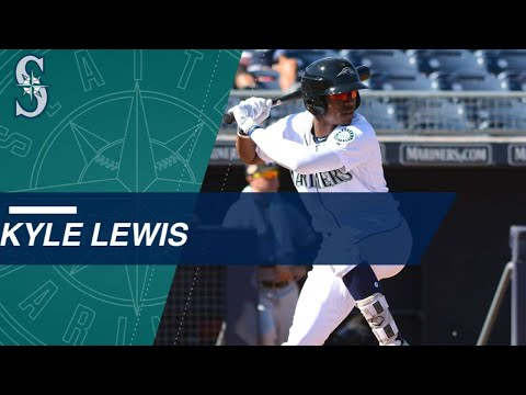 Top Prospects: Kyle Lewis, OF, Mariners