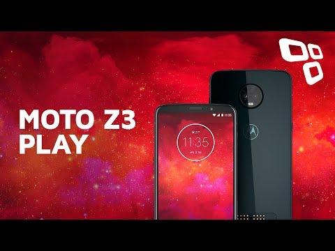 Moto Z3 Play - Primeiras Impressões - TecMundo