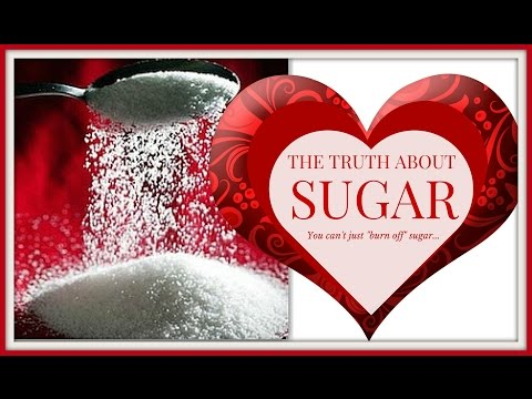 """the-truth-about-sugar...-you-can't-just-""""burn-off""""-sugar..."""