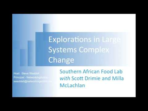 Southern African Food Lab and the U Process