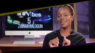 Zainab Balogun takes us through her top 5 favorite songs of all-time this Saturday on ELTV.