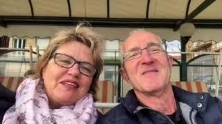 NeujahrsGrüsse 2018 aus Diano Marina