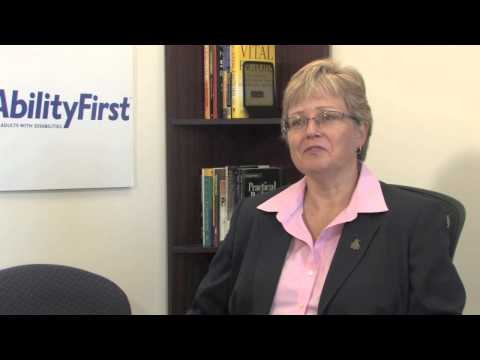 Lori Gangemi, CEO, AbilityFirst - MAP Program