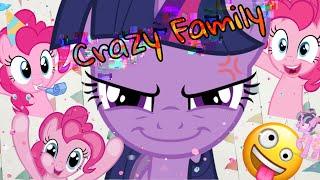 Crazy Family (2.Bölüm)🤪🤪