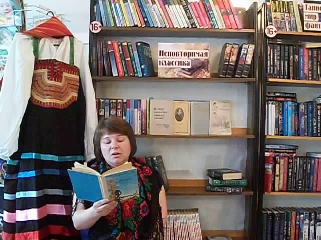 Изображение предпросмотра прочтения – ЮлияБогунова читает произведение «В полном разгаре страда деревенская» Н.А.Некрасова