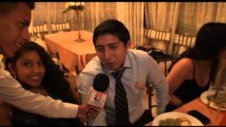 Matrimonio Evelyn Gonzalez y Steven Alvarado  Parte 3/4