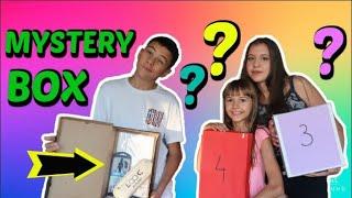 BACK TO SCHOOL- MYSTERY BOX I KUPANJE ZA GUBITNIKA