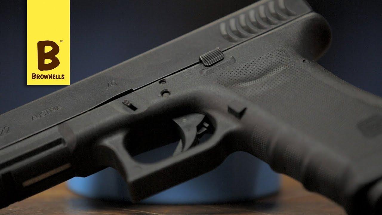 TangoDown Enhanced Slide Stop for Glock®