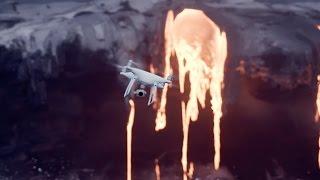 DJI – Phantom 4 Pro – Hawaiian Lava