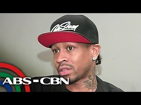 Iverson visit philippines pictures - animated basketballs pictures