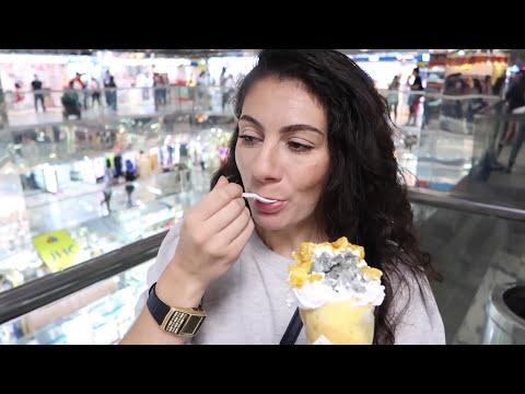 HONG KONG FOOD SUNDAY DAY 708 | TRAVEL VLOG IV