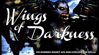 Wings of Darkness (Sci-Fi, Horrorfilm in voller Länge, ganzer Film auf Deutsch) *HD*