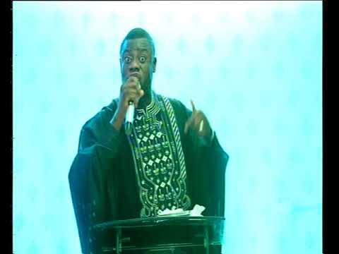 Mr  President   Prophet Isa Elbuba