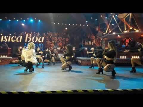 Sapequinha - Lexa Feat Mc Lan  Música Boa Ao Vivo 1806