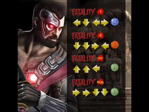 Mortal Kombat 9 Fatalities Babalities E Pits Xbox 360 Youtube
