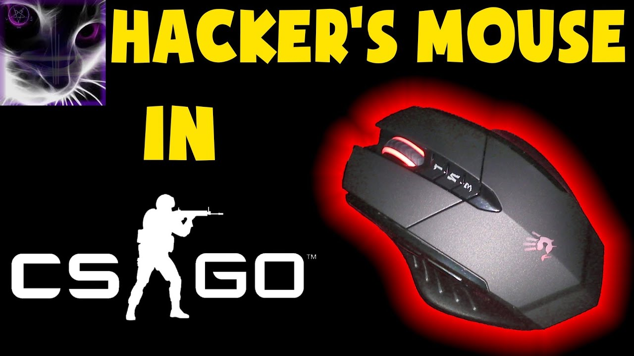 A4tech bloody gun 3 v7 hacker mouse in cs go youtube for Cs go mouse
