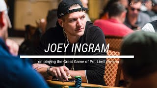 Pot-Limit Omaha at the World Series of Poker with Joey Ingram