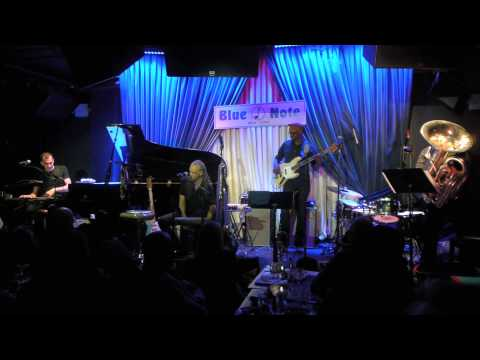 Mino Cinelu World Jazz Ensemble -  At The Blue Note (Excerpts)