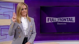 Sam Obeys The First Three Rules of Comedy | Full Frontal on TBS