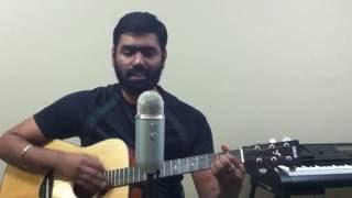 Download Hindi Video Songs - Naan Un (24) Guitar Cover