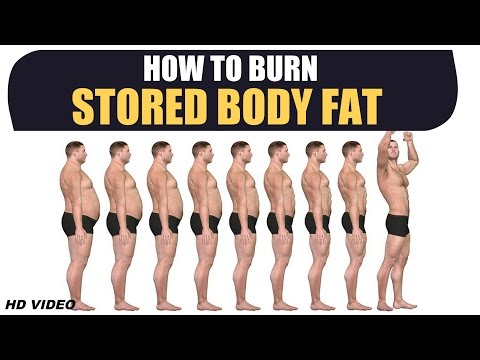 How To Burn Fat Naturally At Home