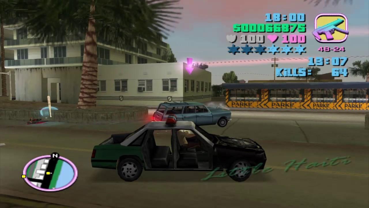 Gta Vice City Vigilante