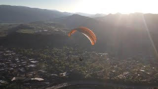At Last, Smelter Opens to Paragliders