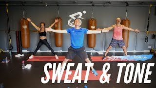45 minute Full Body HIIT Workout