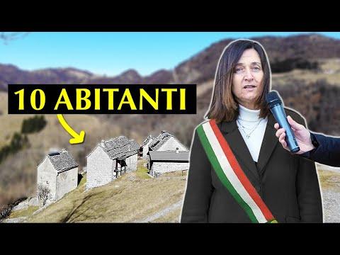 DOMANDE nel COMUNE più PICCOLO d'Italia - thepillow